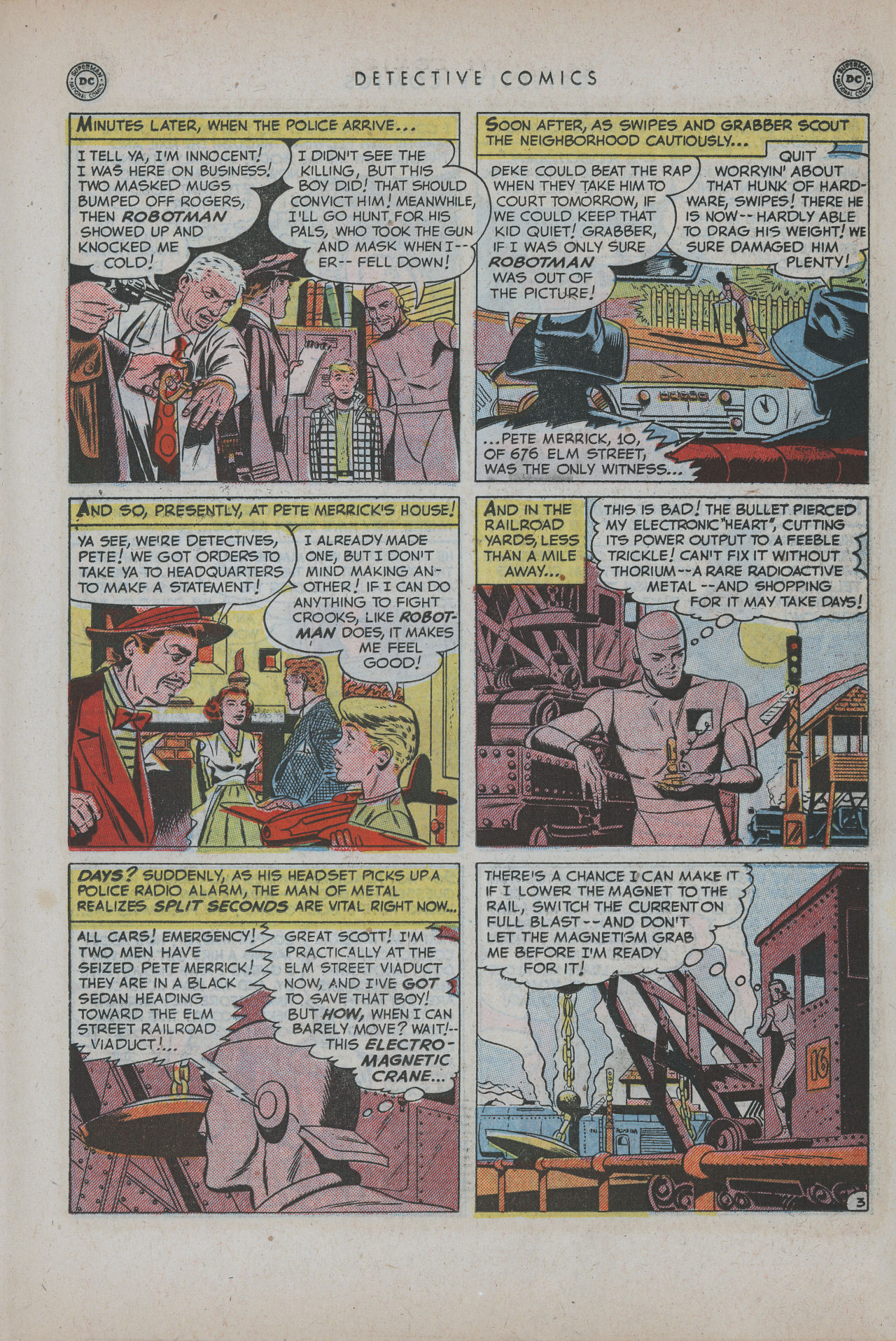 Detective Comics (1937) 171 Page 28