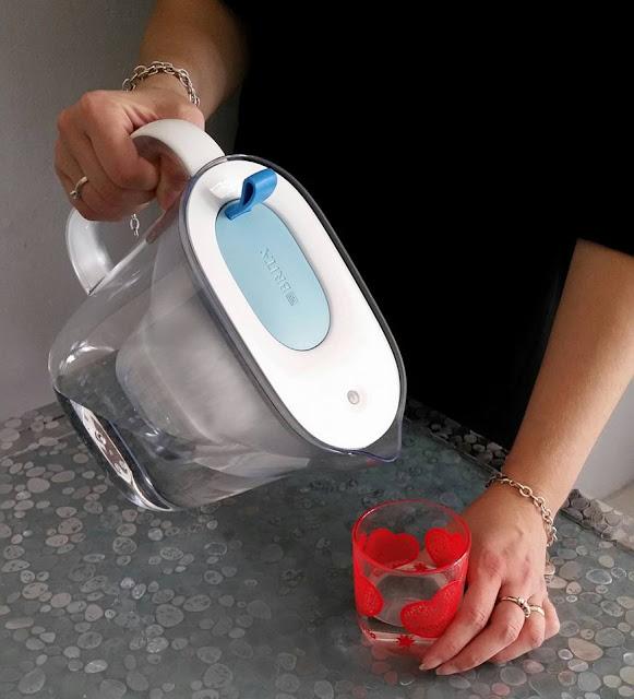 Come risparmiare sull'acqua: usando la nuova caraffa filtrante BRITA