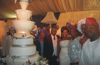 00a Wedding photos: Funke Akindele weds Kenny Almaroof