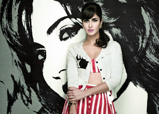 katrina-kaif-wearing-a-white-coat-and-red-striped-hot-pants-and-bra