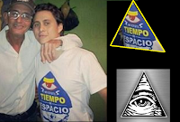 Resultado de imagen de canserbero illuminati