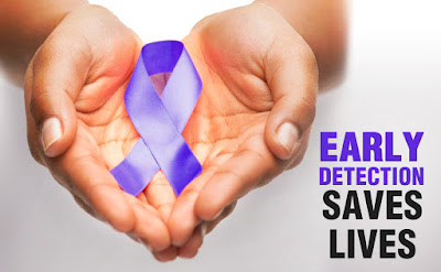 Early detection of cancer saves lives