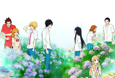 Kimi ni Todoke Anime Bluray Box