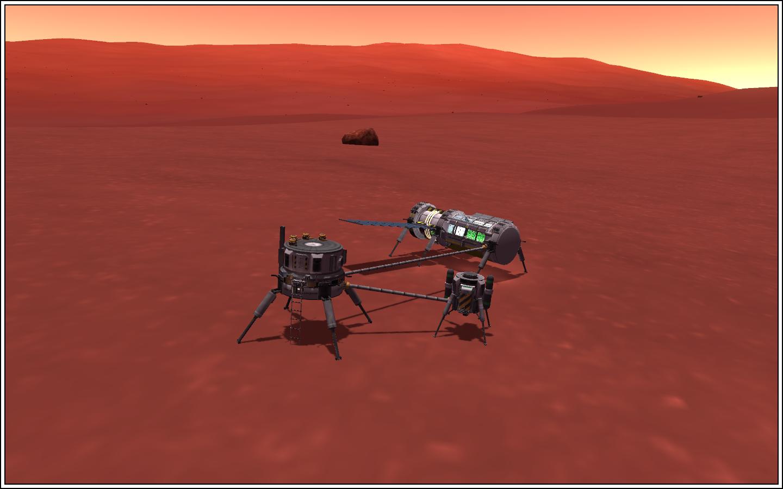 kerbal space program duna base - photo #10