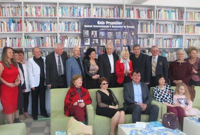 Membrii Clubului Consiliului Europei și marile personalități dans Renata Verejanu