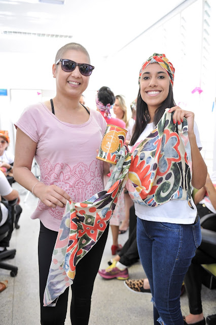 Campanha de doação de lenços do Conjunto Nacional Brasíllia