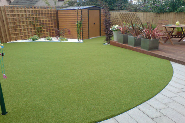 Know the Reasons to Install Artificial Turf in your house lawn in the UK