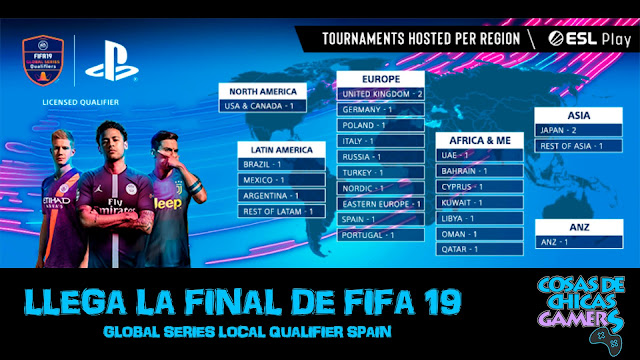Final FIFA 19 Global Series Local Qualifier Spain
