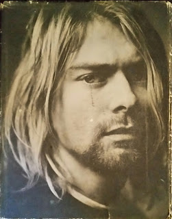 ITW : Kurt Cobain par David Fricke (Rolling Stones, magazine). cover image photo