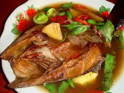 Resep Pindang Ikan Baung Salai Palembang