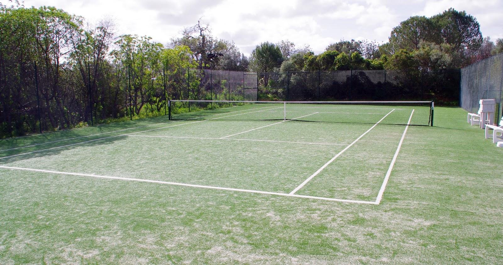 Vila Monte Farm House Portugal Tennis Court