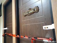 KPK Segel Ruang Ketua Komisi B DPRD Jatim, Ini Respons Gerindra