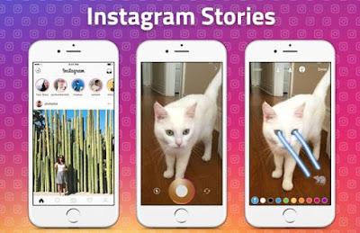 Cara Membuat Instagram Stories Terbaru Mirip Snapchat Video