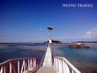 Jembatan Cinta Pulau Tidung Eksotis