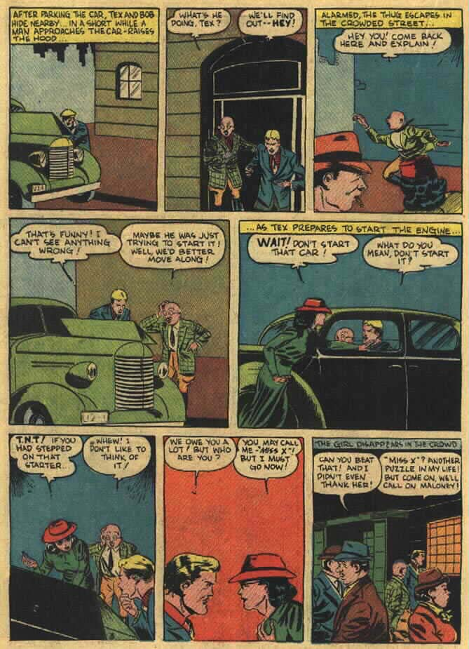 Read online Action Comics (1938) comic -  Issue #26 - 37