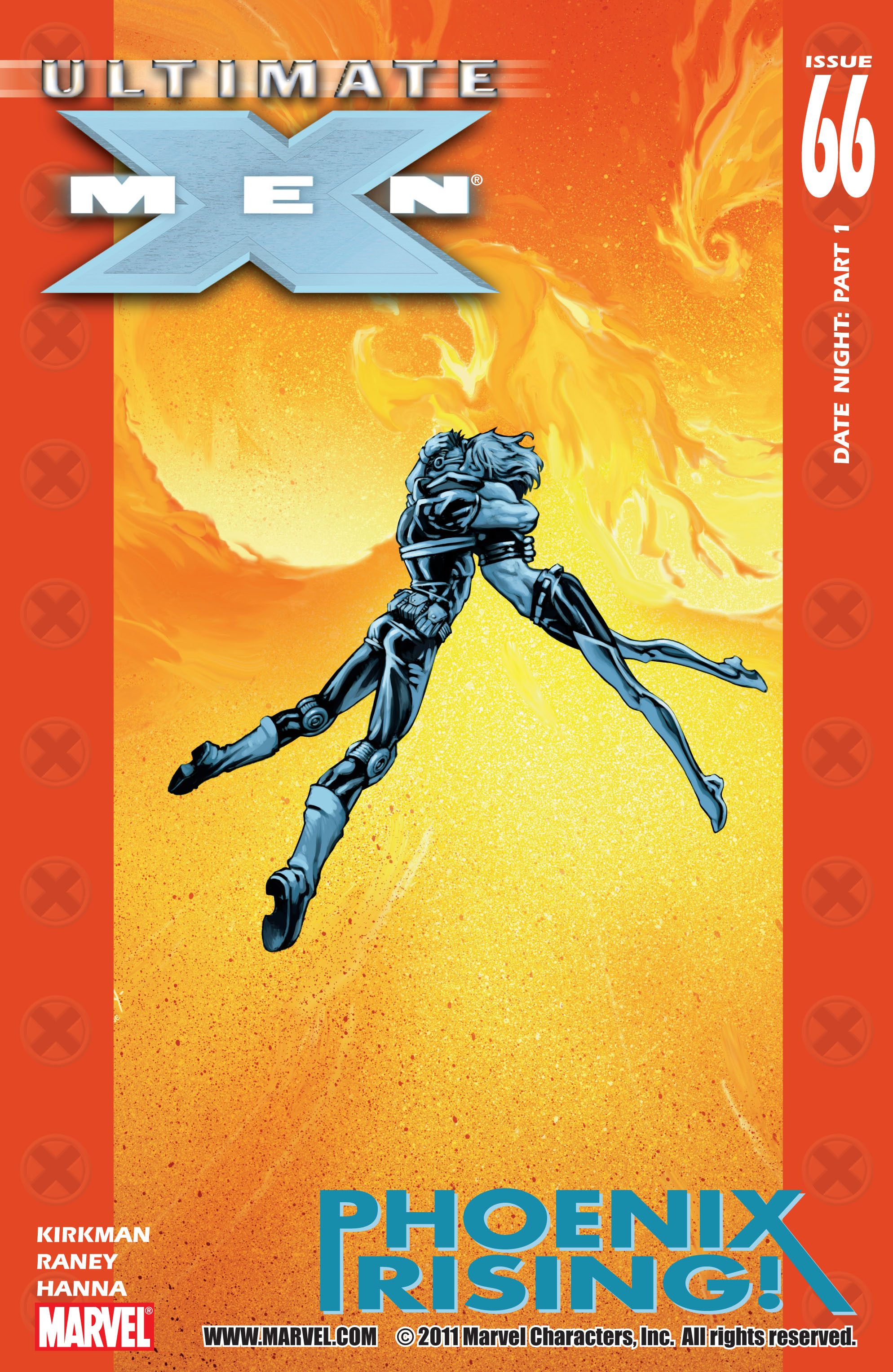 Read online Ultimate X-Men comic -  Issue #66 - 1