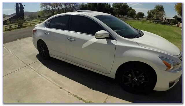 2013 Nissan Altima TINTED WINDOWS Cost
