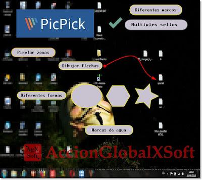 Programa gratuito para hacer capturas de pantalla.