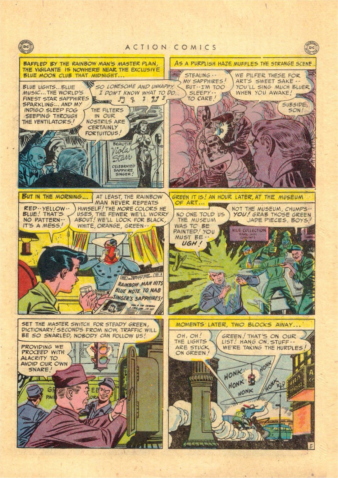 Read online Action Comics (1938) comic -  Issue #156 - 42