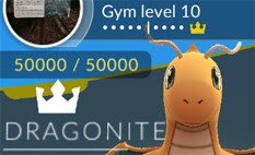 Pokemon GO: Gym Lvl 10