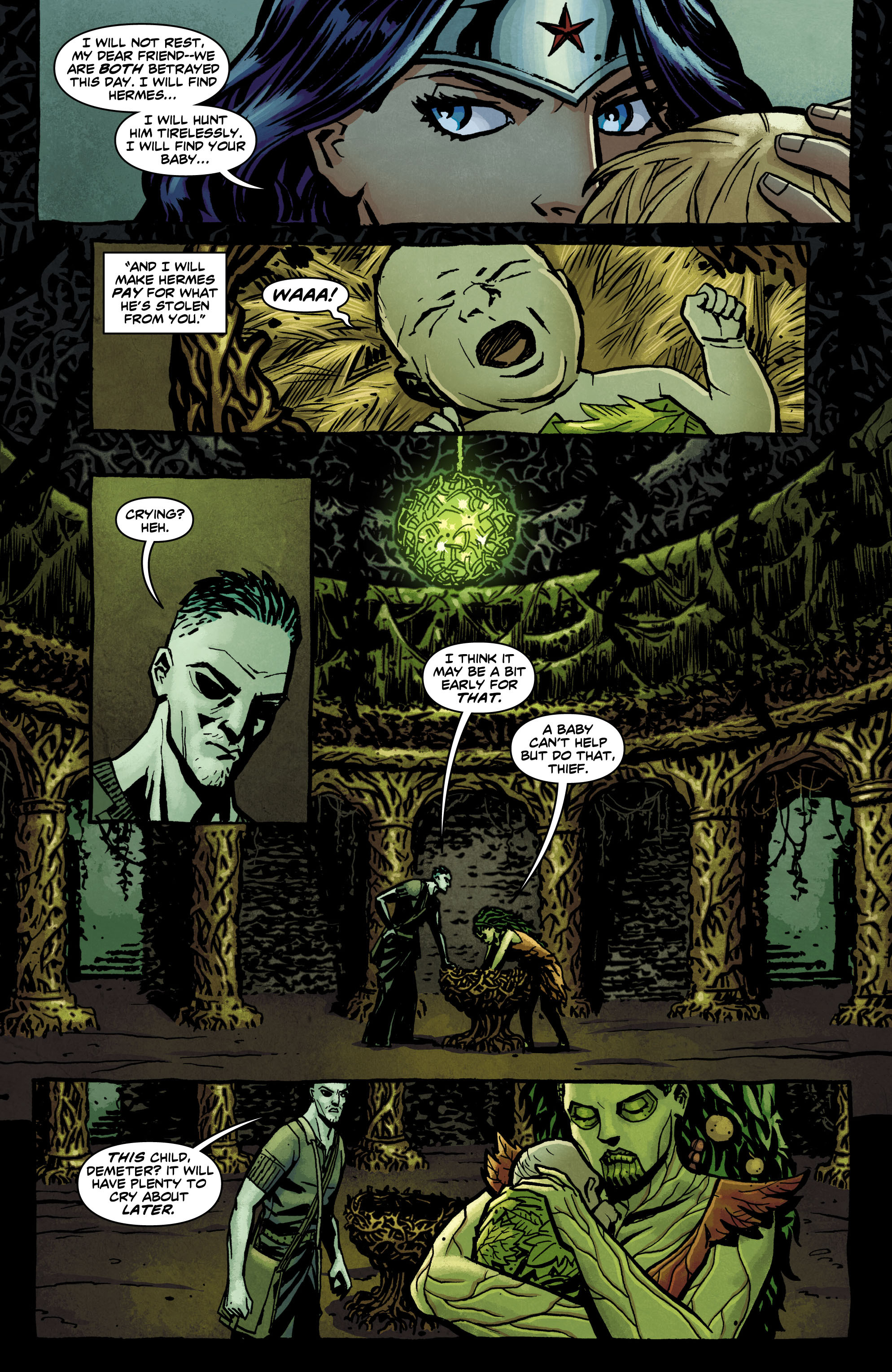 Read online Wonder Woman (2011) comic -  Issue #12 - 20
