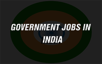Indian Government job updates