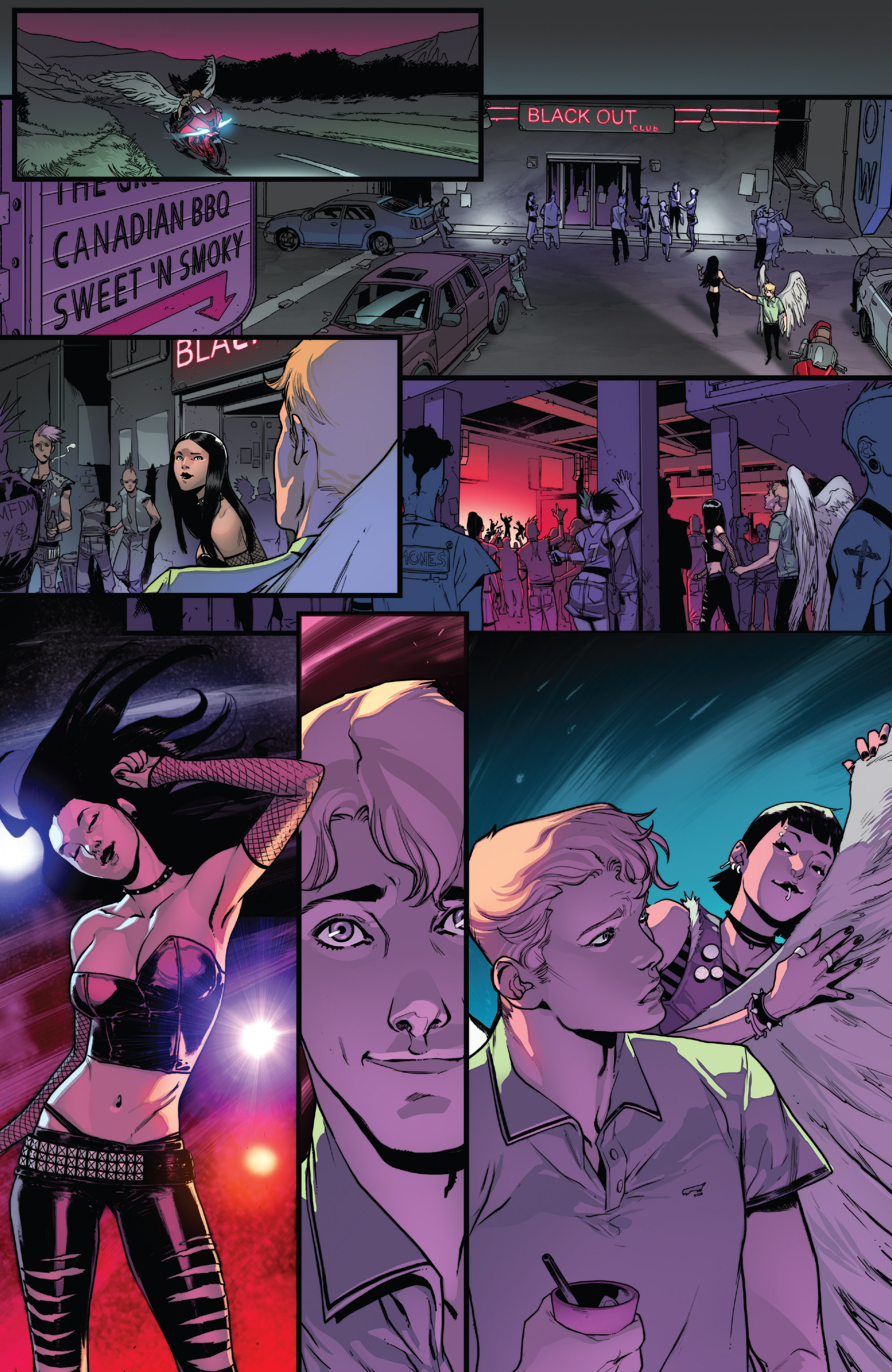 Read online All-New X-Men (2013) comic -  Issue #30 - 4
