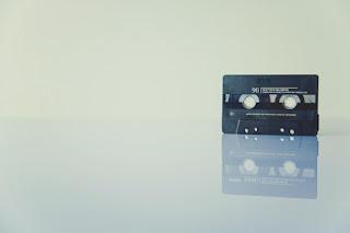 Une cassette, désormais dépassée par les nouvelles technologies