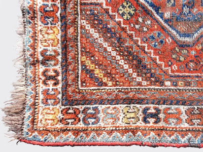 Tappeto Shiraz - secolo XIX - antiquariato - annunci