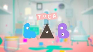 imagem do jogo Toca LAB: Elements