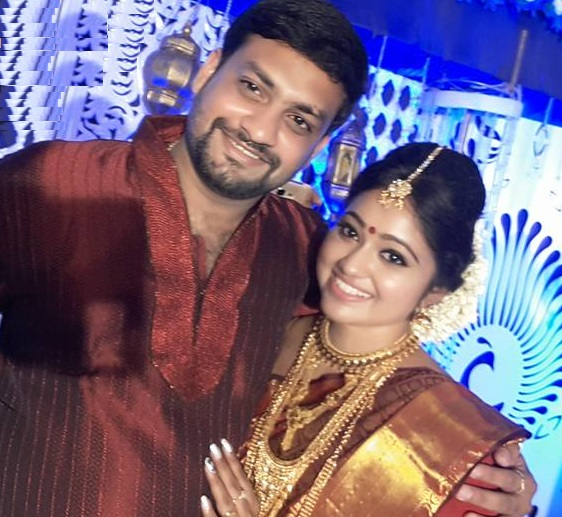 Meghna Vincent married  Don Tony | Wedding and Reception Photos