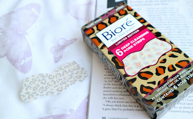 Biore-Deep-Clesansing-Pore-Strips-Limited-Edition-Review