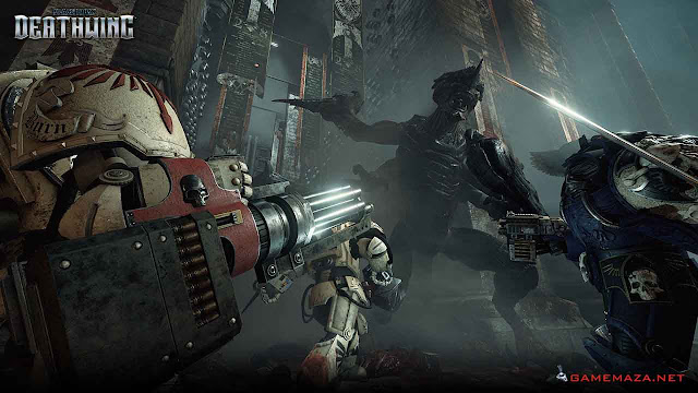 Space Hulk Deathwing Gameplay Screenshot 2