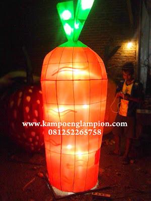 Lampion Wortel