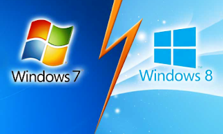 Microsoft 7 and 8