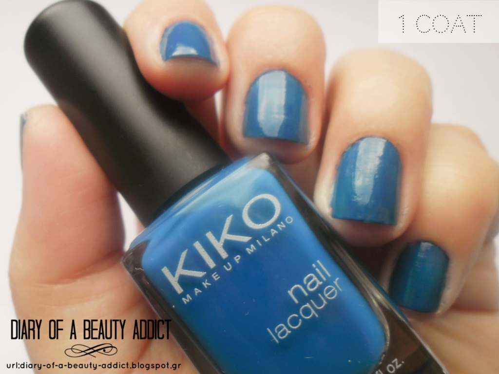 Kiko Make Up Milano Nail Lacquer No384