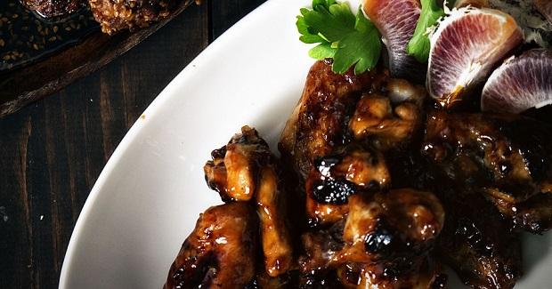Sizzling Shanghai Wings Recipe