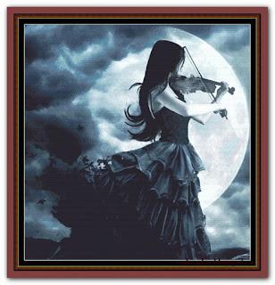 """""""Nocturne"""" Witchykitt Designs"""