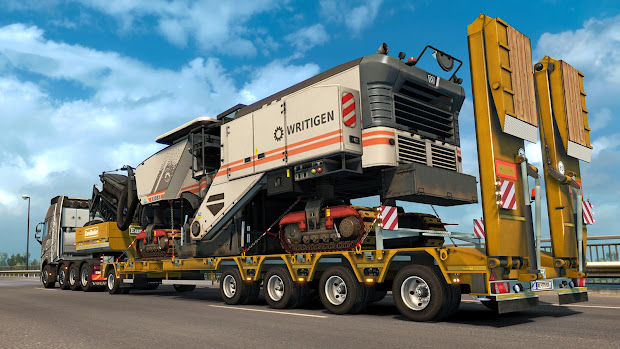german truck simulator multiplayer 0.1 alpha