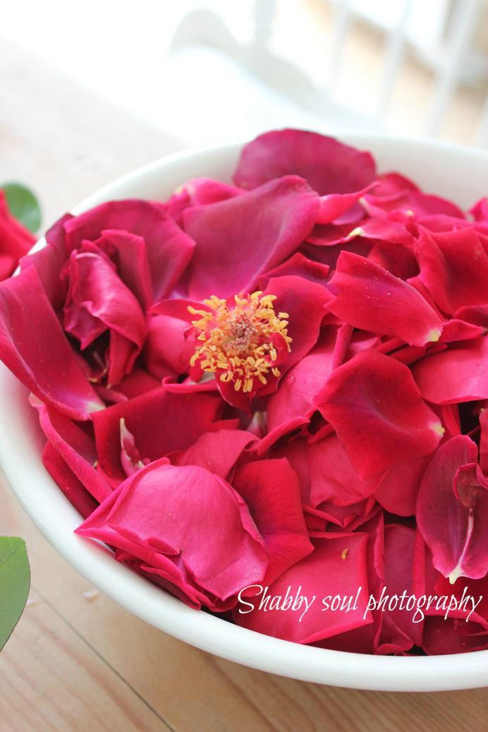 Shabby Soul Rose And Strawberry Marmalade Recipe