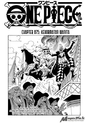Download One Piece Chapter 875 Bahasa Indonesia