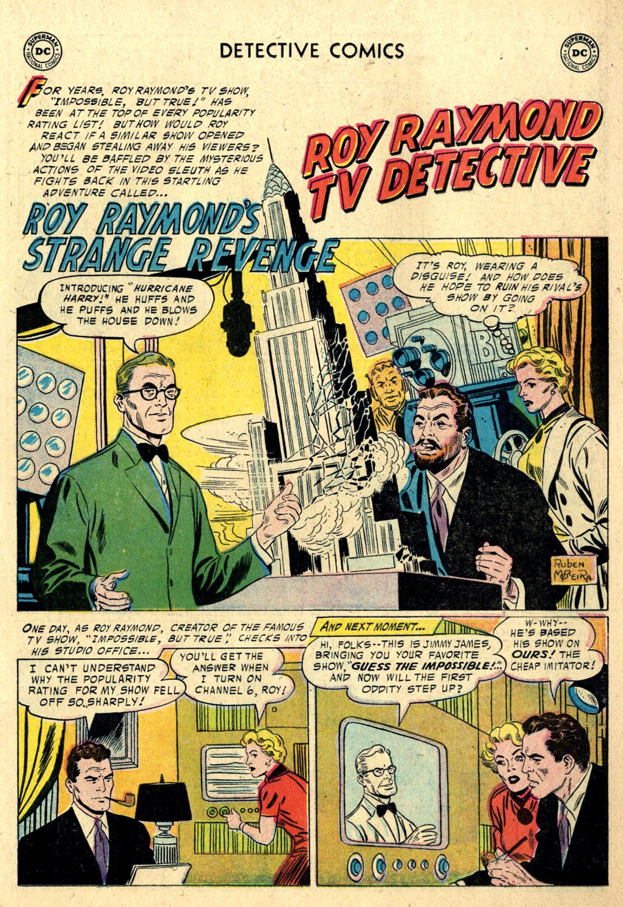 Read online Detective Comics (1937) comic -  Issue #239 - 17