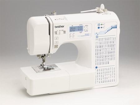 Máy may điện tử Brother FS101 máy may gia đình công nghệ mới