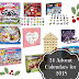 2018 Advent Calendars: List of 24 Sets to Choose From This Year