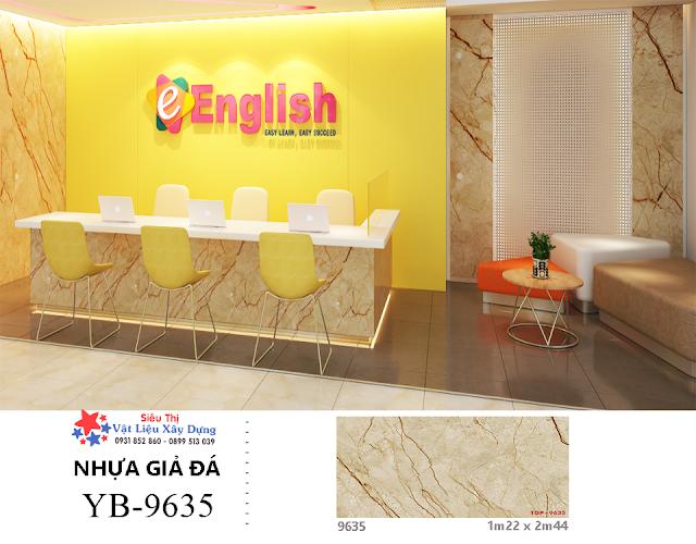 Đá hoa cương PVC YB-9635