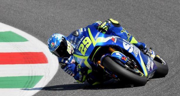 MotoGP Mugello Italia: Iannone Tercepat FP1, Rossi P8