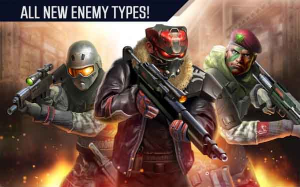 Kill Shot Bravo Apk v2.4.2 Mod (Unlimited Ammo)