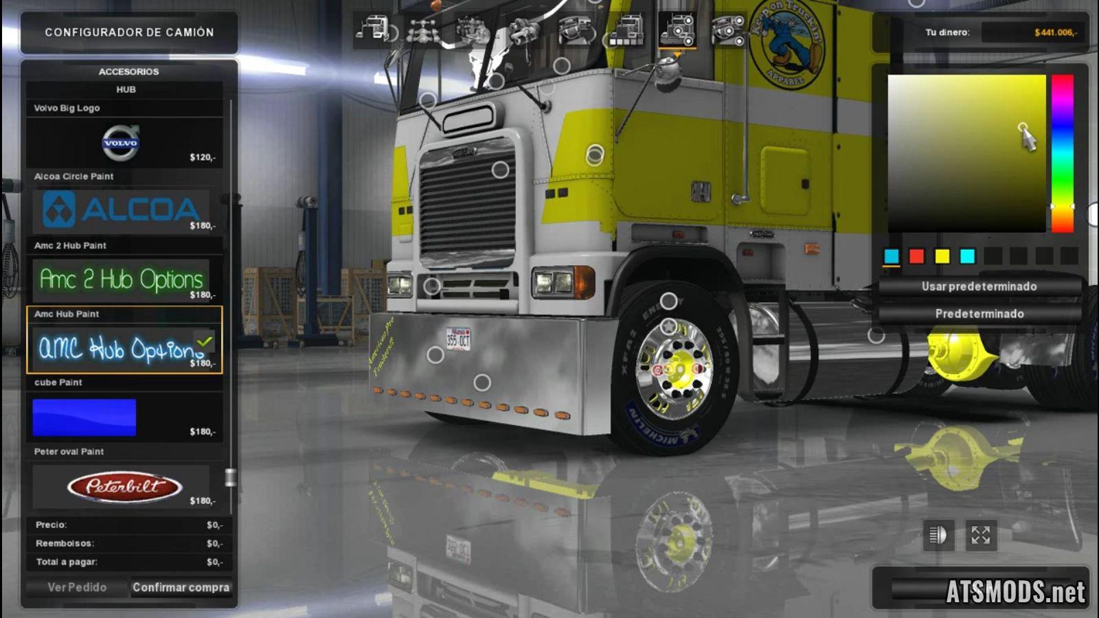 Pro Truckers Rim Pack
