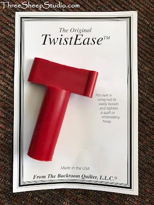 TwistEase for Morgan Hoop
