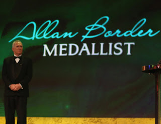 allan border medal - photo #27